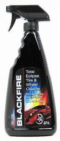Blackfire Total Eclipse Tyre & Wheel Cleaner