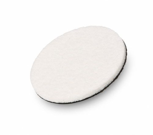 "Flexipads 75mm 3"" Rayon Glass Polishing Pad Disc"
