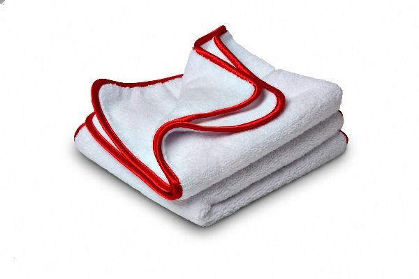 Flexipads White Wonder Buffing Cloth Towel Pack of 2