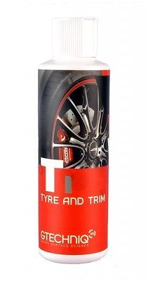 GTechniq T1 Tyre and Trim 250ml Dressing Detailing Car Endurance Gel