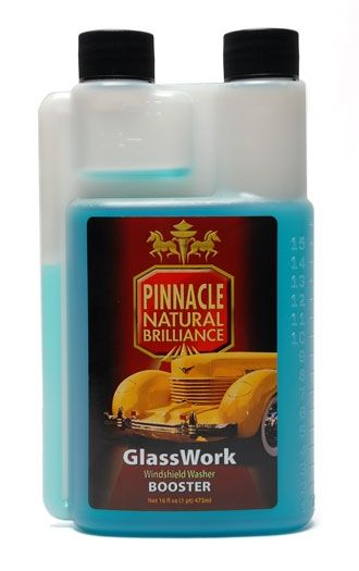 Pinnacle GlassWork Windscreen Washer Booster