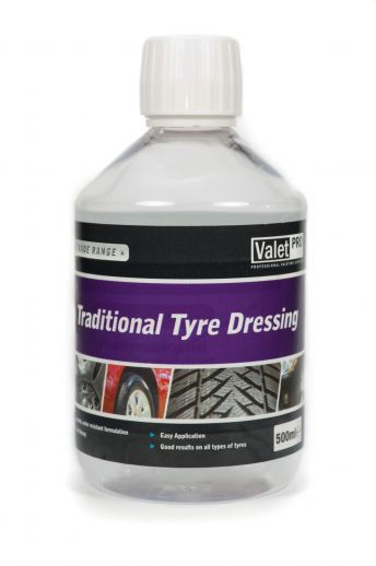 Valet Pro Traditional Tyre Dressing 500ml