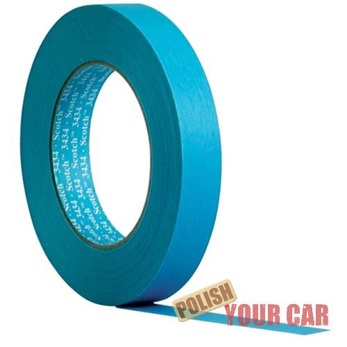 3M Blue Detailing Masking Tape 25mm x 50m