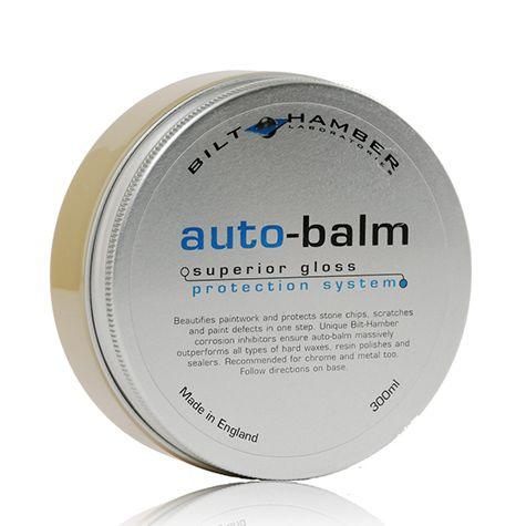 Bilt Hamber Auto Balm Paste Sealant 250ml