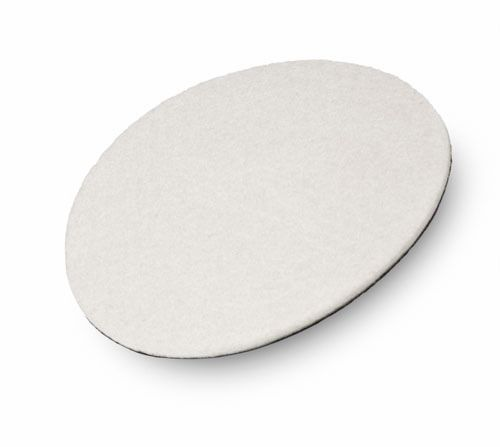 "Flexipads 125mm 5"" Rayon Glass Polishing Pad Disc"