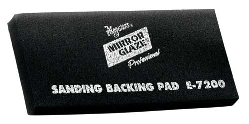 Meguiars Sanding Paper Backing Pad