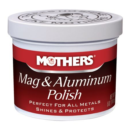 Mothers Mag and Aluminium Polish 10oz