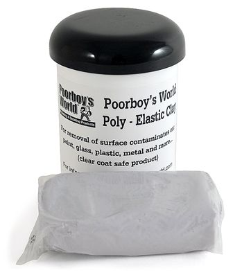 Poorboys Detailing Clay Bar 200g